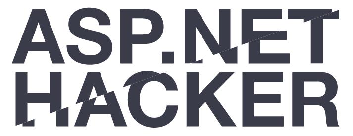 ASP.NET Hacker