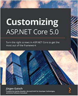 Customizing ASP.NET Core